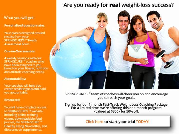 SpringCure Weightloss Program